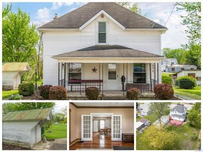 Jamestown Single Family Home For Sale: 5809 Chillicothe Street
