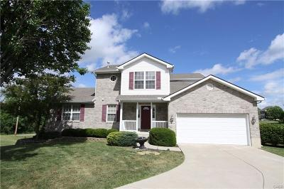 Miamisburg Single Family Home For Sale: 1241 Heather Renee Court