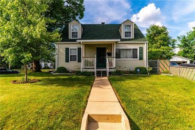 Fairborn Single Family Home Active/Pending: 301 Mann Avenue