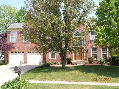 Miamisburg Single Family Home For Sale: 1122 Hollowcreek Drive
