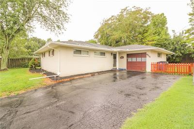 Dayton Single Family Home For Sale: 4513 Woodbine Avenue