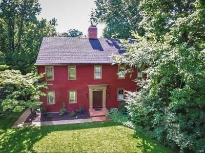 Dayton Single Family Home For Sale: 800 George Wythe
