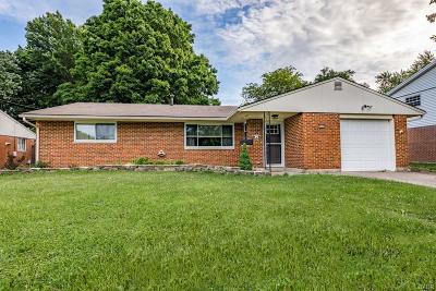 Springboro Single Family Home Active/Pending: 340 Factory Road