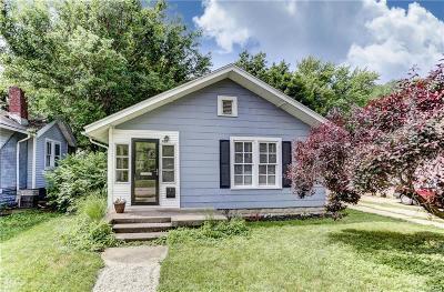 Fairborn Single Family Home Active/Pending: 402 Greene Street