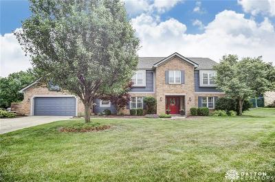 Dayton Single Family Home Active/Pending: 10110 Mallet Drive