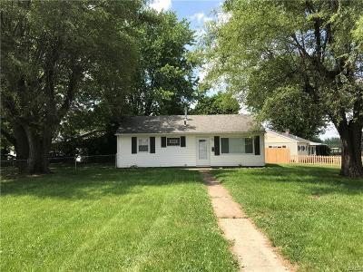 Fairborn Single Family Home Active/Pending: 63 Dellwood Drive