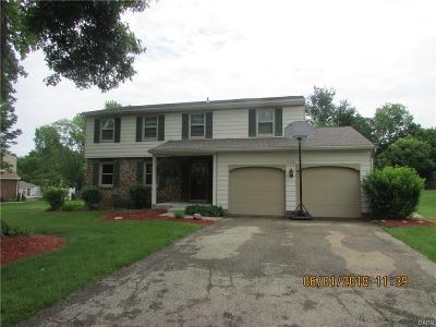 Beavercreek Single Family Home Active/Pending: 526 Mill Stone Drive