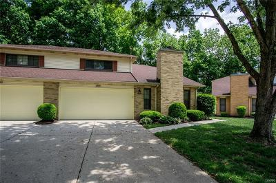 Dayton Condo/Townhouse For Sale: 6391 Adams Circle
