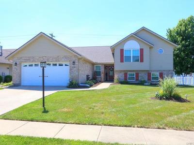 Fairborn Single Family Home Active/Pending: 2393 Spyglass Court