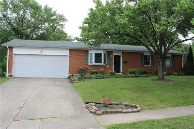 Miamisburg Single Family Home For Sale: 516 Lindsey Avenue