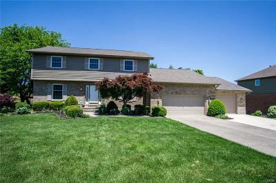 Beavercreek Single Family Home For Sale: 4088 Kenderton Trail