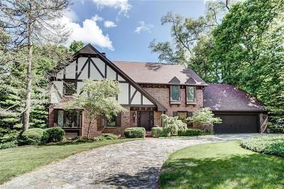 Kettering Single Family Home For Sale: 1931 Tait Circle Road