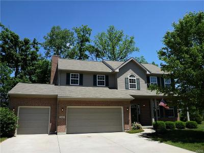 Tipp City Single Family Home For Sale: 5269 Deergate Drive