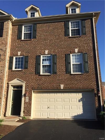 Centerville Condo/Townhouse For Sale: 1678 Big Bear Drive