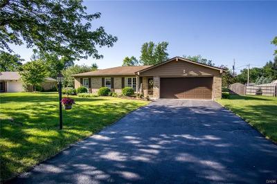 Beavercreek Single Family Home Active/Pending: 3680 Southbrook Drive