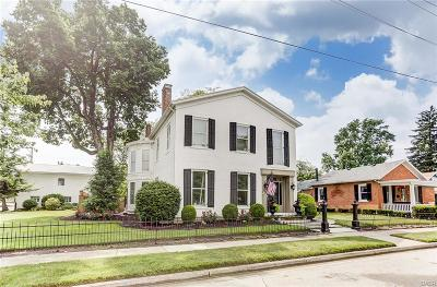 Tipp City Single Family Home For Sale: 123 First Street