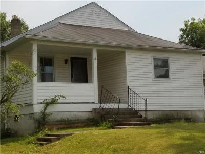 Fairborn Single Family Home Active/Pending: 312 Forest Street