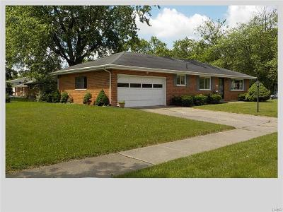 Troy Single Family Home For Sale: 1496 Cornish Road