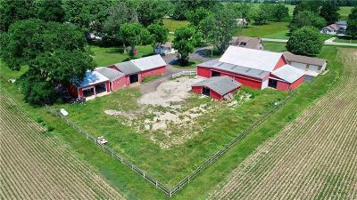 Tipp City Single Family Home For Sale: 2326 State Route 571