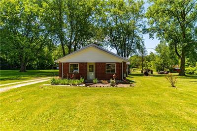 Single Family Home For Sale: 2919 Hilldale Road