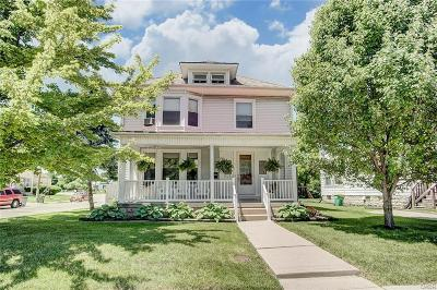 Brookville Single Family Home Active/Pending: 603 Hay Avenue