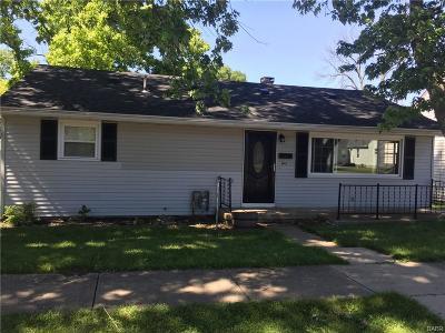 West Milton Single Family Home Active/Pending: 328 Forest Avenue