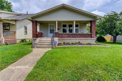 Dayton Single Family Home Active/Pending: 2844 Kingston Avenue