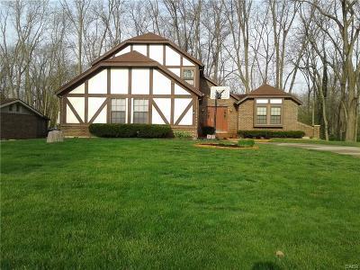 Beavercreek Single Family Home Active/Pending: 1383 Cowman Court