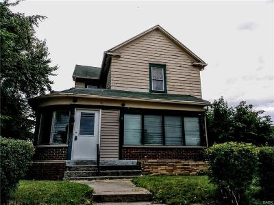 Troy Single Family Home For Sale: 104 Harrison Street