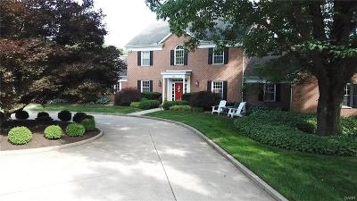 Dayton Single Family Home For Sale: 444 Glenridge Road