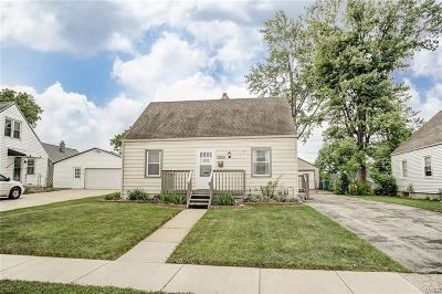 Dayton Single Family Home Active/Pending: 2170 Adventure Drive