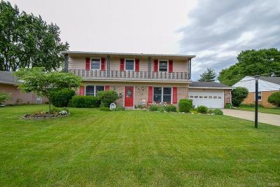 Troy Single Family Home For Sale: 1150 Crestview Drive
