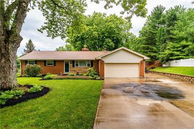 Beavercreek Single Family Home Active/Pending: 2696 Blue Rock Drive