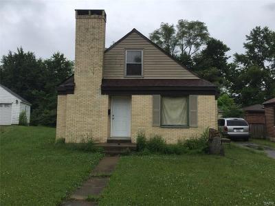 Dayton Single Family Home For Sale: 1870 Rutland Drive
