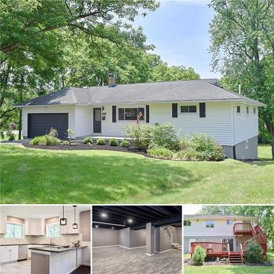 Beavercreek Single Family Home For Sale: 1607 Ken Klare Drive