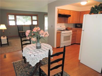 Huber Heights Single Family Home Active/Pending: 5380 Fishburg Road
