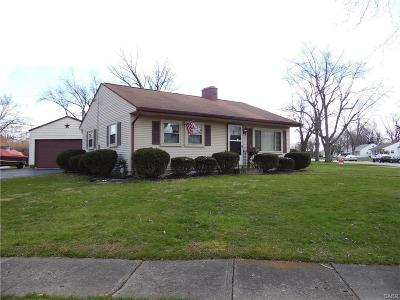 Vandalia Single Family Home Active/Pending: 104 Forestwood Avenue