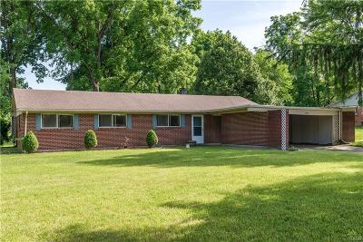 Beavercreek Single Family Home For Sale: 3775 Indian Ripple Road