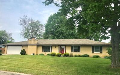 Centerville Single Family Home Active/Pending: 1015 Kentshire Drive