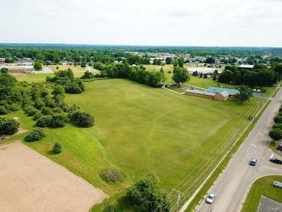 Xenia Residential Lots & Land For Sale: 834 Bellbrook Avenue