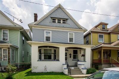 Dayton Single Family Home For Sale: 207 Gunckel Avenue