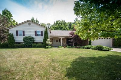 Centerville Single Family Home For Sale: 9024 Normandy Lane