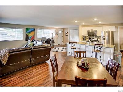 Dayton Single Family Home Active/Pending: 5925 Tibet Drive
