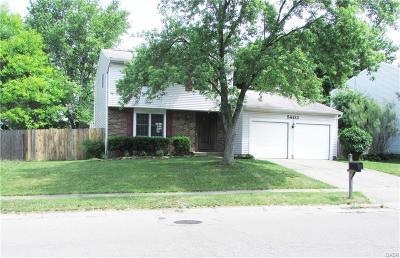 Dayton Single Family Home For Sale: 5603 Gander Road