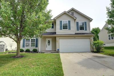 Fairborn Single Family Home Active/Pending: 430 Bishea Court