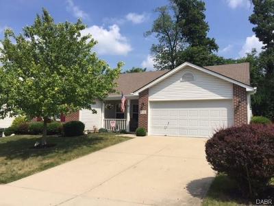 Dayton Single Family Home For Sale: 4381 Coach Light Trail