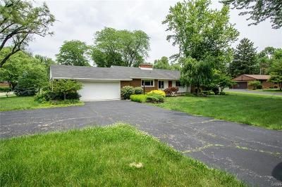 Dayton Single Family Home For Sale: 331 Rahn Road