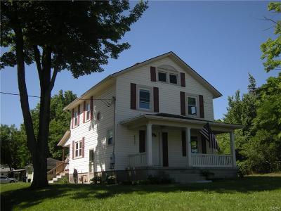 Vandalia Single Family Home Active/Pending: 4026 Cloverleaf Road