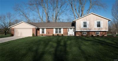 Centerville Single Family Home For Sale: 9651 Quailwood Trail