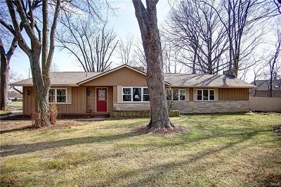Kettering Single Family Home For Sale: 4982 Mad River Road